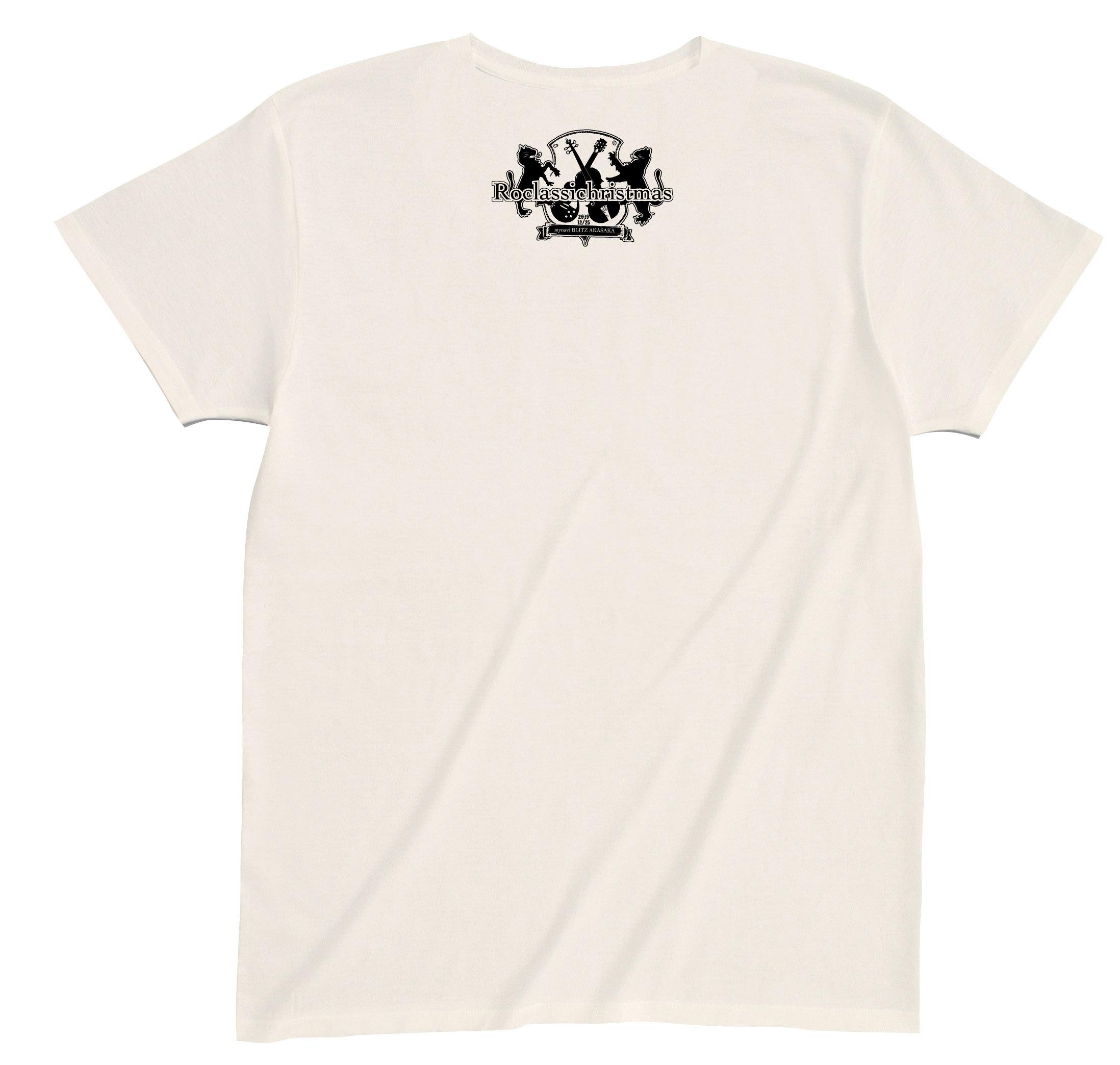 Menuet T-shirts(ナチュラル)
