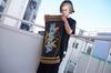 Roclassick tour エンブレム Towel(海松色)