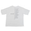 おとどけものとおどけものツアーTシャツ(ホワイト)