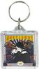 Album Jacket key chain