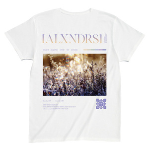 【SPECIAL PRICE】WINTER FEST. TEE(WHITE)