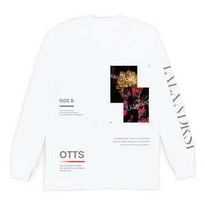 WINTER FEST. LONG SLEEVE TEE(WHITE)