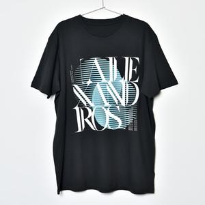 【SPECIAL PRICE】9th Anniv. SQUARE LOGO TEE(BLACK)
