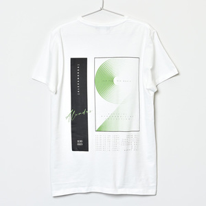【SPECIAL PRICE】9th Anniv. LURK NINE TEE(WHITE)