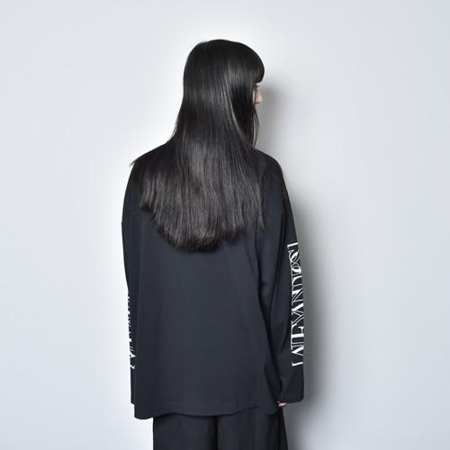 LONG SLEEVE TEE (BLACK)