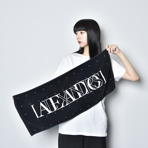 【SPECIAL PRICE】9th Anniv. LOGO FACE TOWEL