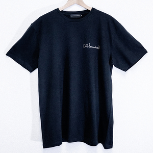 【 受注生産 】10th Anniv. Limited Tee. (BLACK)