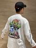 MONSTER Long Sleeve T-Shirt (WHITE)