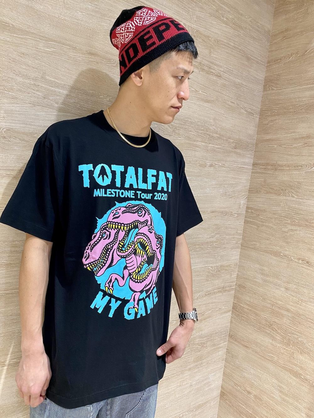 MILESTONE Tour T-Shirt (BLACK)