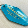 FREE&EASY Key Ring [LIQUIDROOM Limited.]