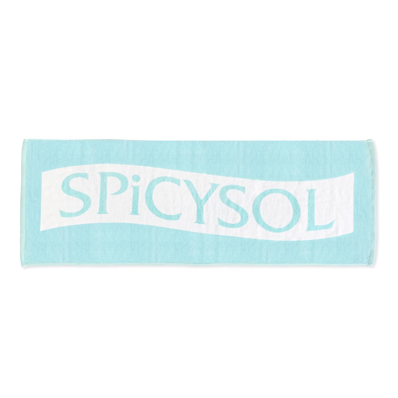 LOGO-Towel (Turquoise Blue)