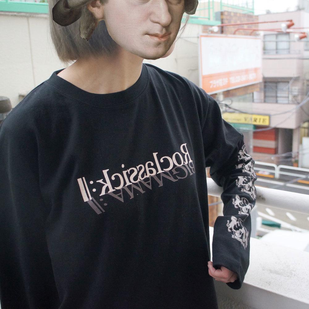 Roclassick Long-Tシャツ(黒)