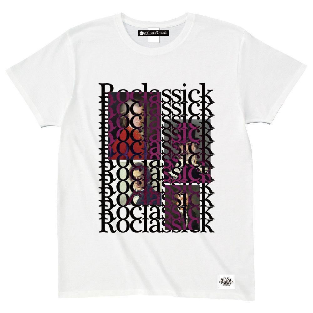 Roclassickツアー 2020 Tシャツ(白)
