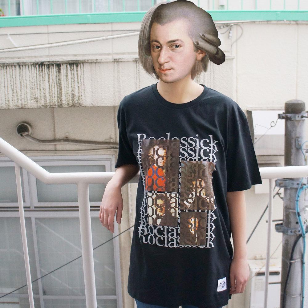 Roclassickツアー 2020 Tシャツ(黒)