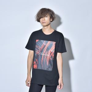 【 MORE SALE 】RED GRANGE TEE (BLACK)