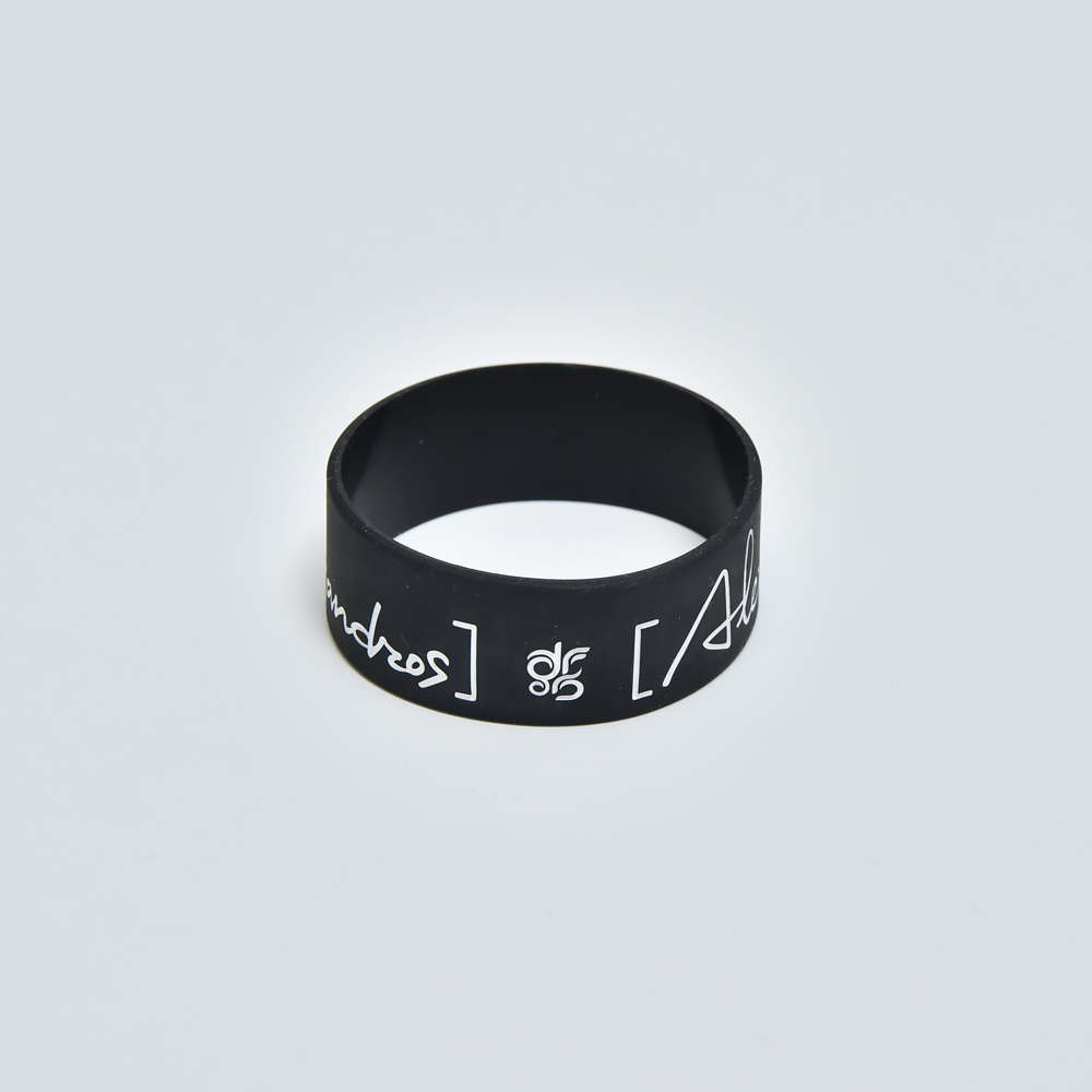 RUBBER BAND(BLACK/CLEAR)