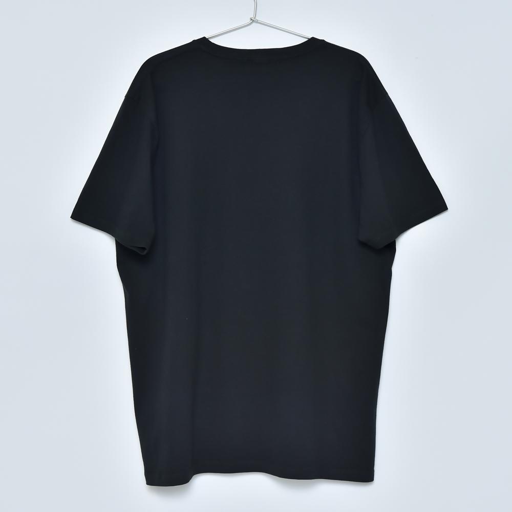 BLUE GRANGE TEE (BLACK)