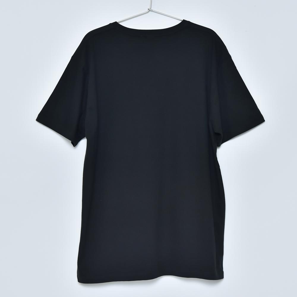 RED GRANGE TEE (BLACK)