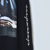 FLASHBACK LONG SLEEVE TEE (BLACK)