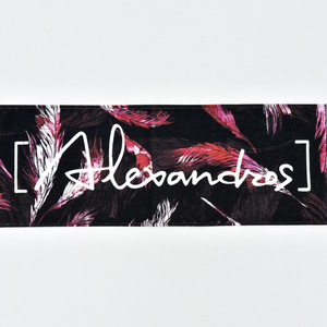 【SPECIAL PRICE】MUFFLER TOWEL(BLUE/RED)