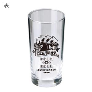 ウエノコウジ52歳誕生祭記念グラス