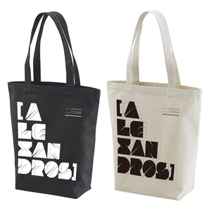 TOTE BAG(BLACK/NATURAL)