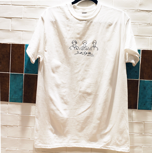 シズゴの日 Tシャツ(ホワイト)