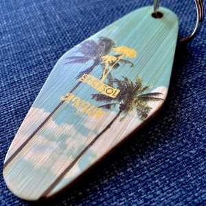 "【通販限定商品】 「SPiCY Key Tag ""MiAMi"" 」"