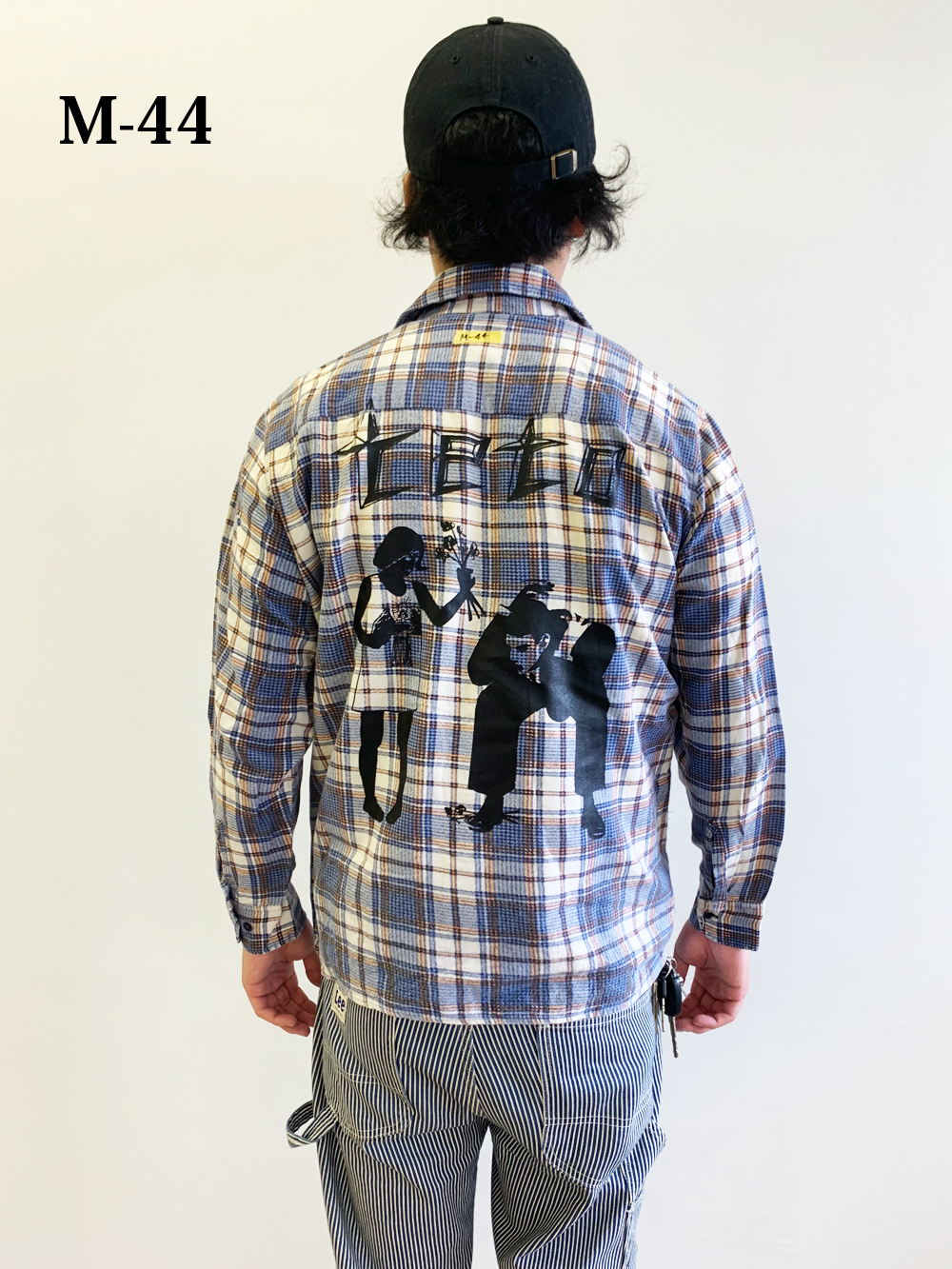 Flannel Shirts【M SIZE】
