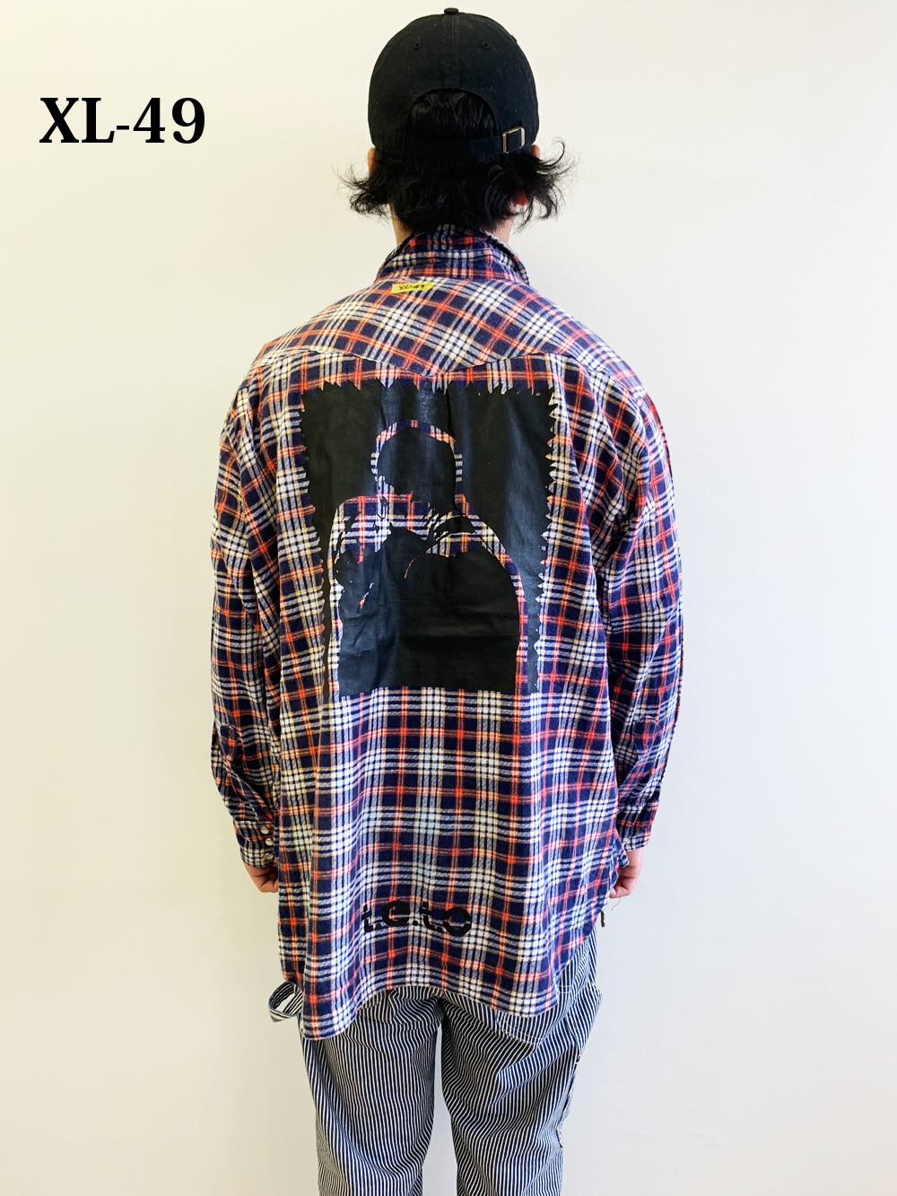 Flannel Shirts【XL SIZE】