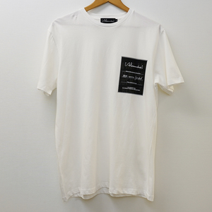 DUMMY POCKET TEE (WHITE)