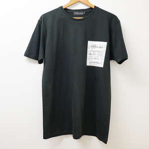 DUMMY POCKET TEE (BLACK)