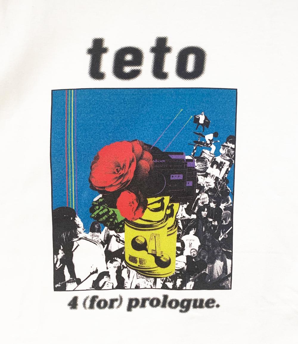4 (for) prologue. ジャケットTee(ホワイト)
