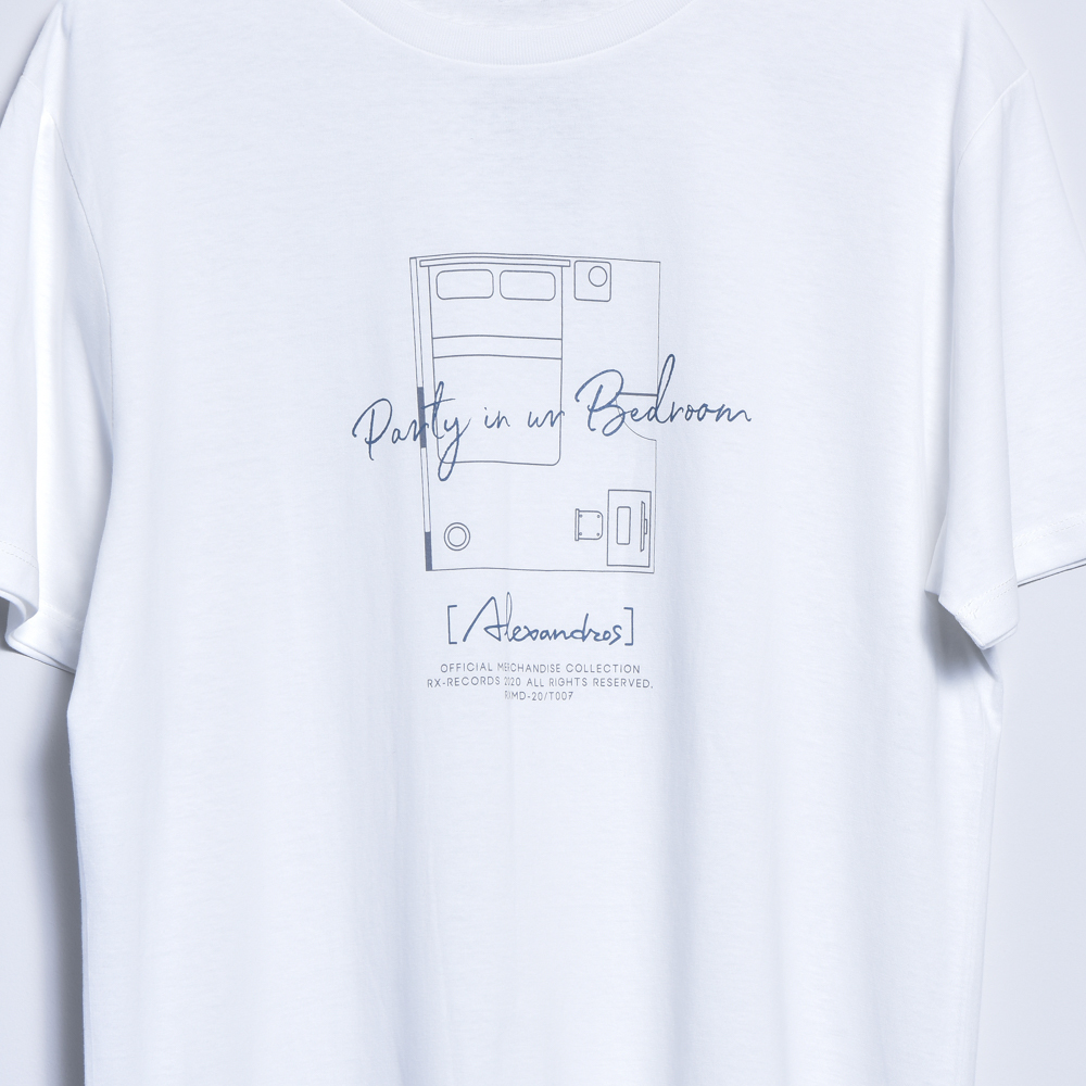 BED ROOM TEE (WHITE)