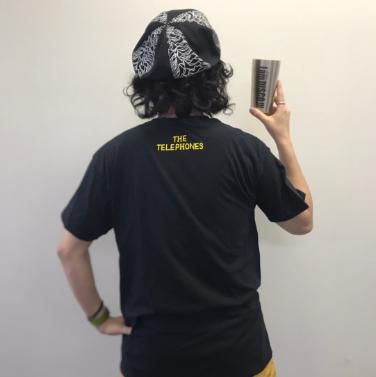 NEW! Tシャツ(ブラック)