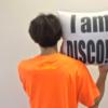 NEW! Tシャツ(オレンジ)