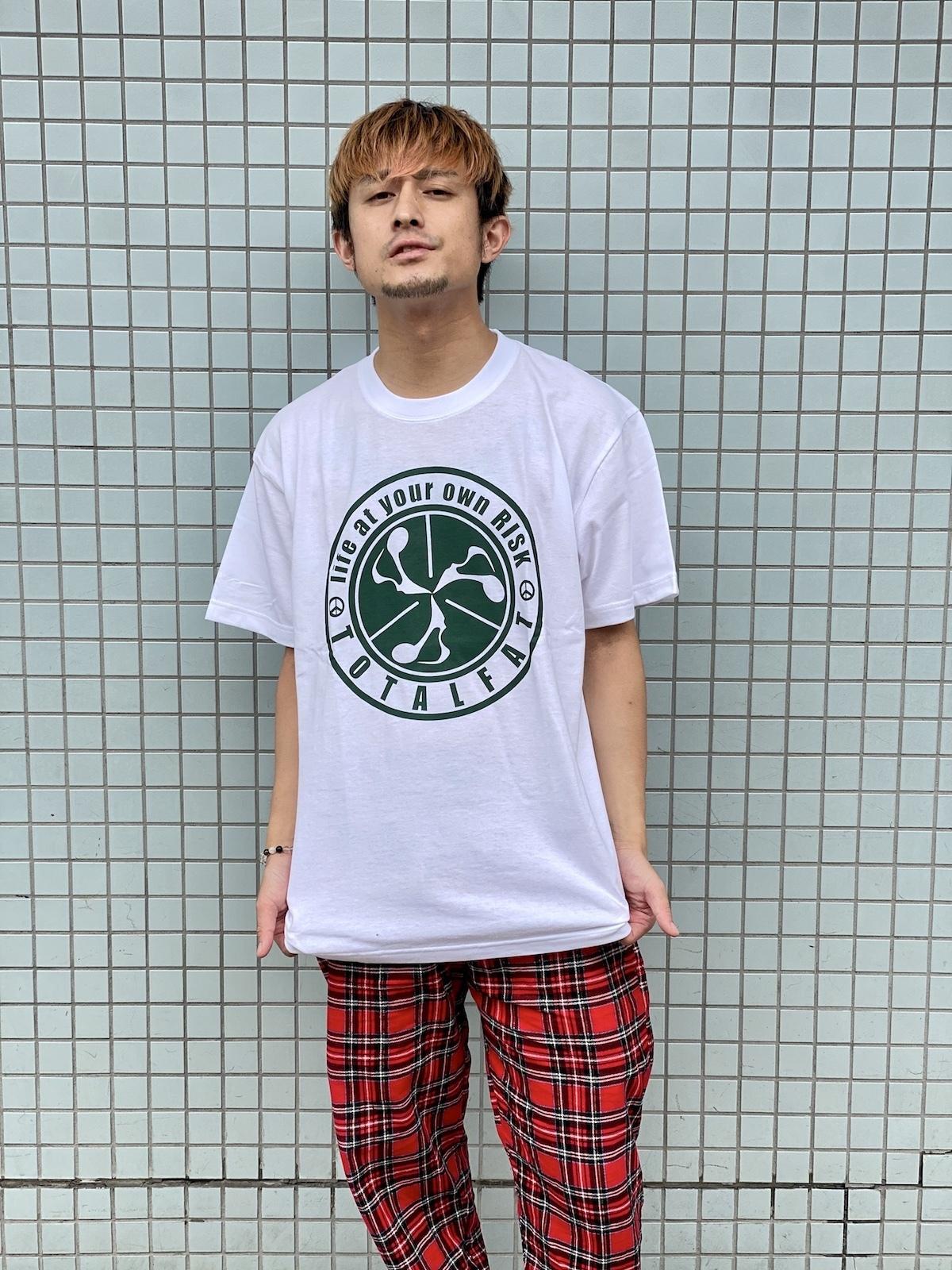 """【 受注生産 】Jose生誕記念Tシャツ"""" ホセティー2020 RISK × Joseスペシャルコラボ""""(ホワイト)"""