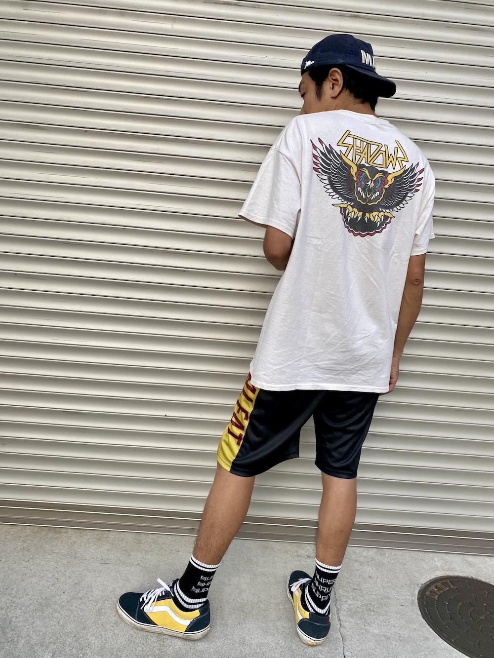 【受注生産】TOTALFAT MOSH PANTS II(Black)