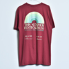 THIS SUMMER FESTIVAL 2020 TEE (BURGUNDY)