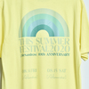 THIS SUMMER FESTIVAL 2020 TEE (LIGHT YELLOW)