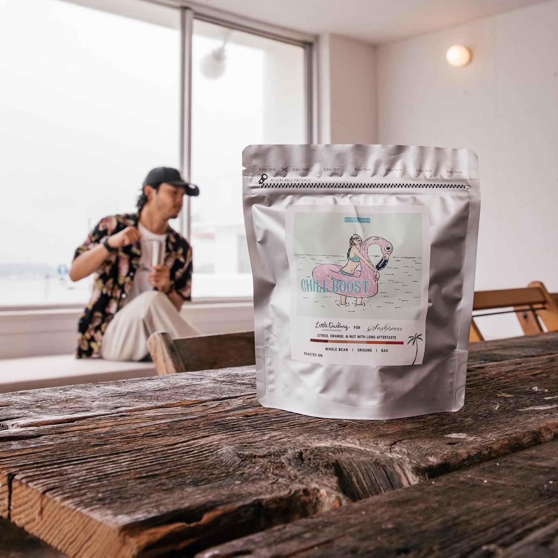 KENNYブレンドコーヒー豆「CHILL BOOST」