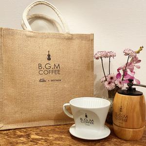 Kalita × B.G.M COFFEE プレミアムコーヒーセット