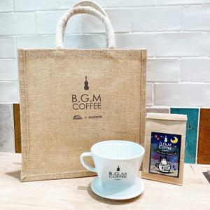 Kalita × B.G.M COFFEE ドリップコーヒーセット