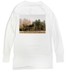 FACE long sleeve T-shirts (ホワイト)