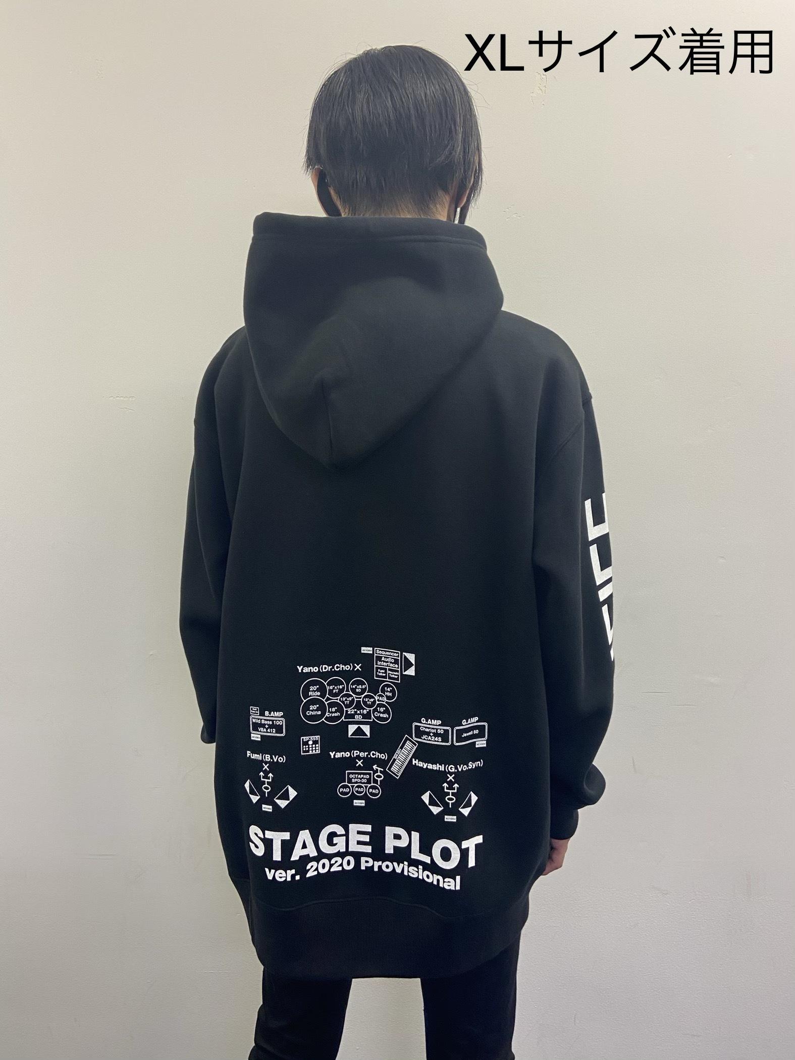 【受注生産】STAGE PLOT Pullover