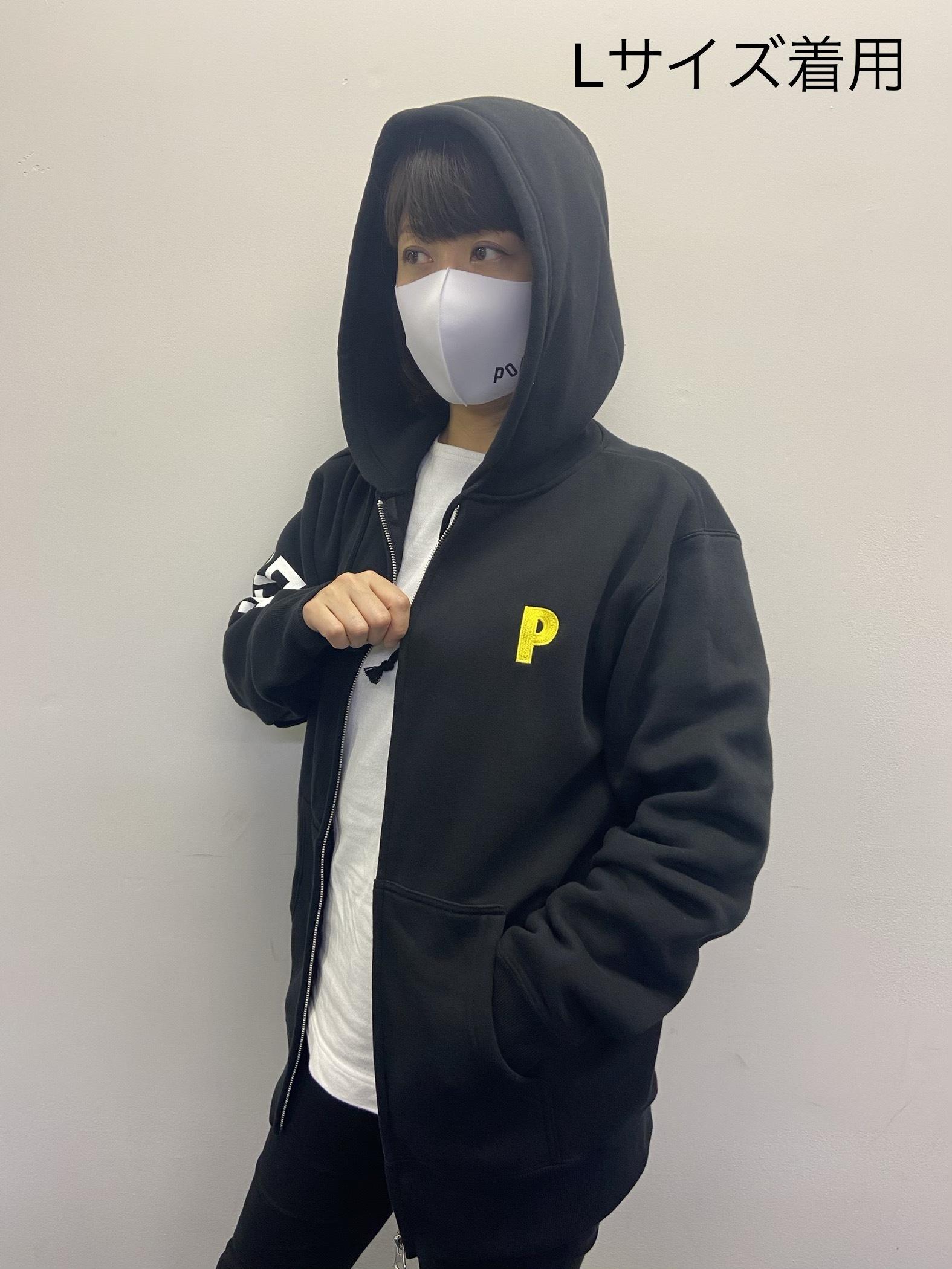 【受注生産】STAGE PLOT Zip Hoodie