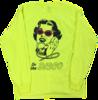 Do the ロングTシャツ(セーフティーグリーン)