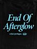 【受注販売】end of aftergrow L/S Tee(ブラック)
