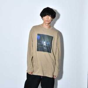 BEAST Jacket Long Sleeve Tee (sand_khaki)
