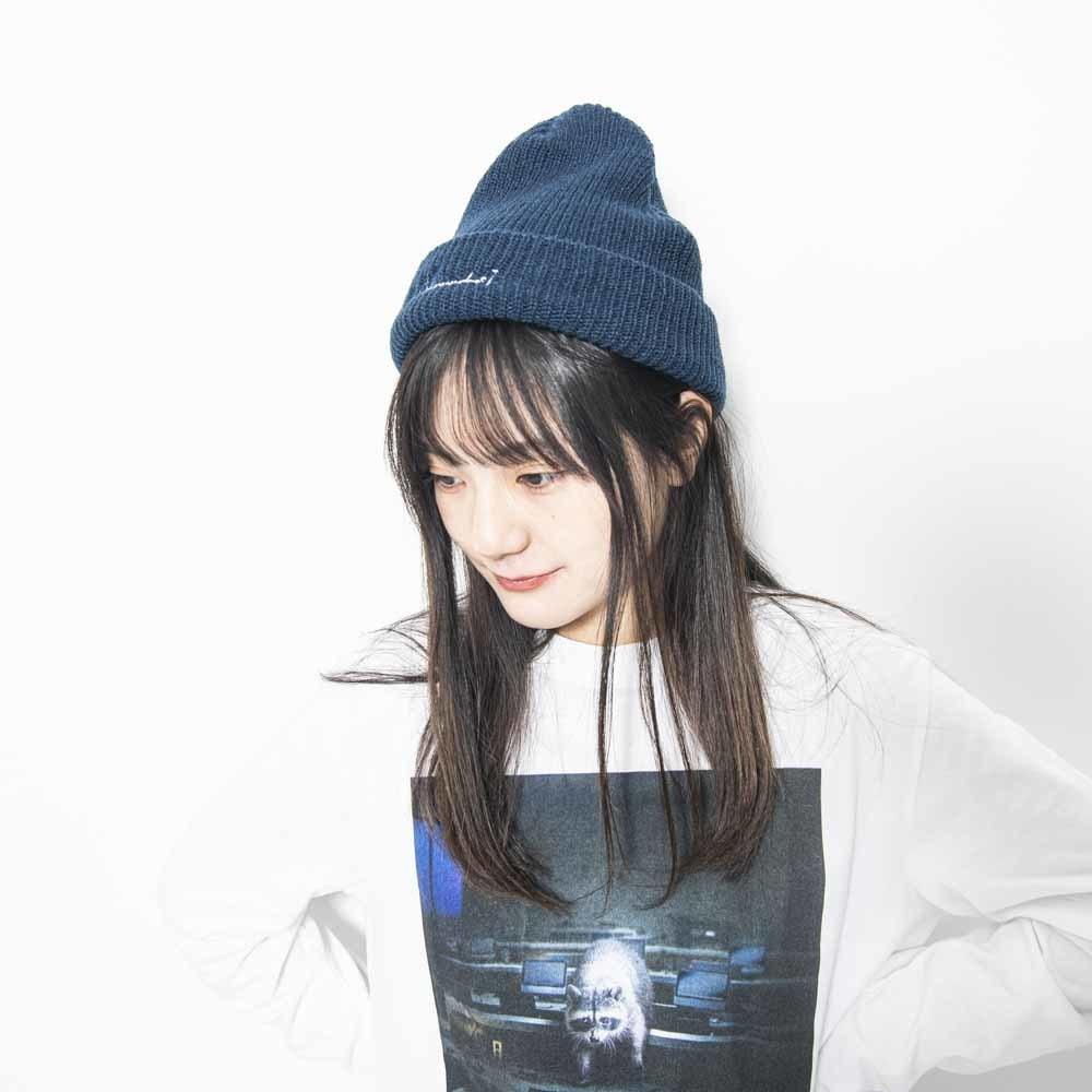 knit cap(全6色)